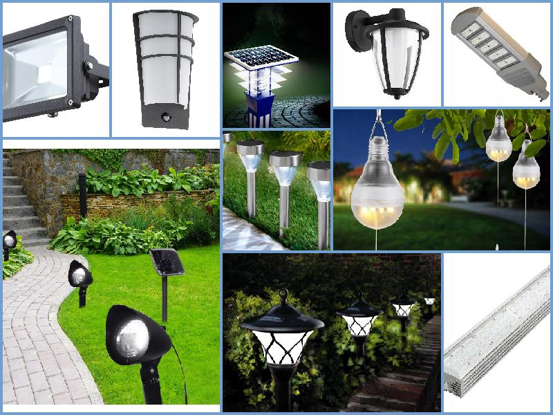 Уличный светодиодный светильник для дачи🔴 Уличный светодиодный светильник для дачи