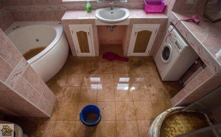 Зачем делать гидроизоляцию ванной комнаты