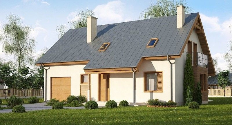проекты домов и коттеджей бесплатно
