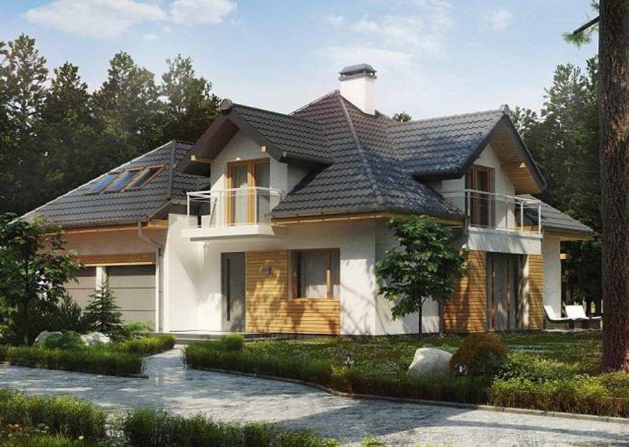 proekt-odnoehtazhnogo-doma-s-mansardoj-i-garazhom-na-dve-mashiny-4