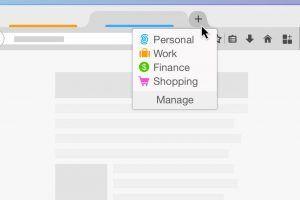 Мозилла с Firefox Multi-Account Containers - независимые аккаунты в вкладках
