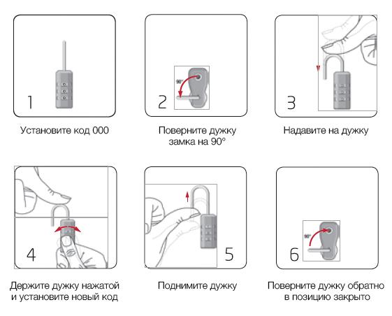 Как сменить код на замке портфеля, сумки или чемодана-Город мастеров