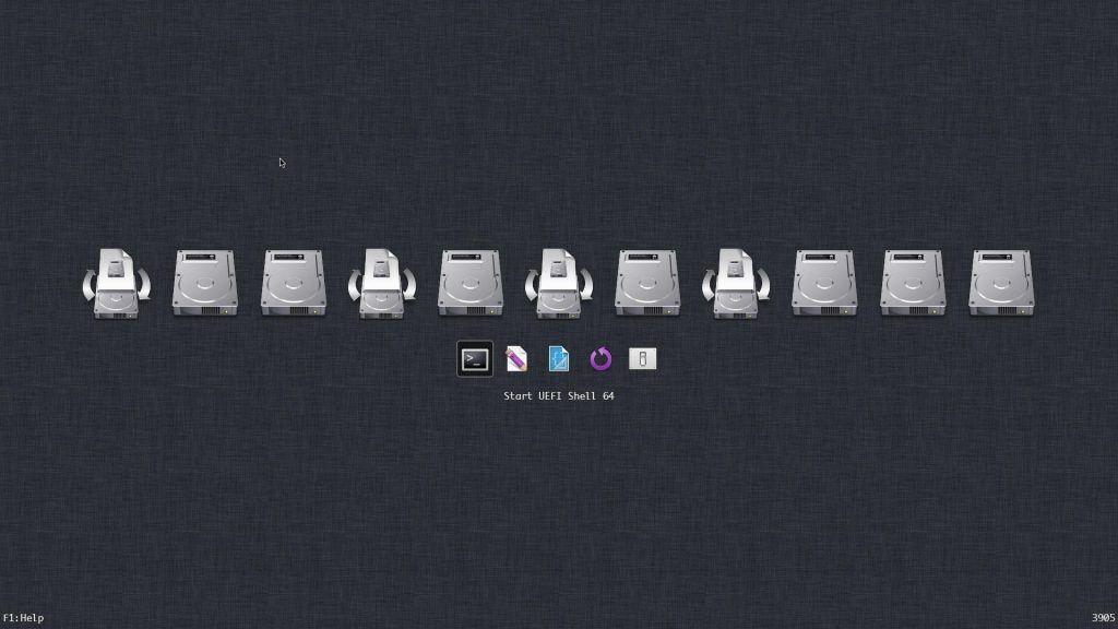 Загрузчик для PC Хакинтош - Clover EFI bootloader-Город мастеров 1