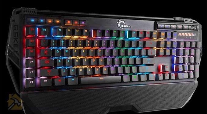 GSKILL RIPJAWS KM780R обзор и отзывы о клавиатуре 🔴 Лучшая механическая клавиатура ТОП 10