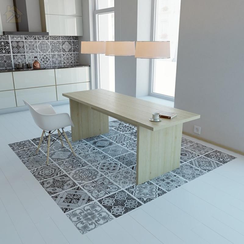 Керамическая плитка Азужело в дизайне квартиры