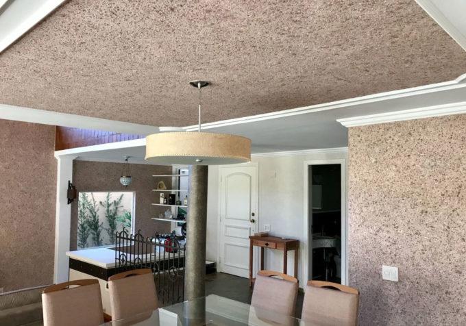 Декоративная штукатурка🔴 Какой потолок лучше сделать на кухне
