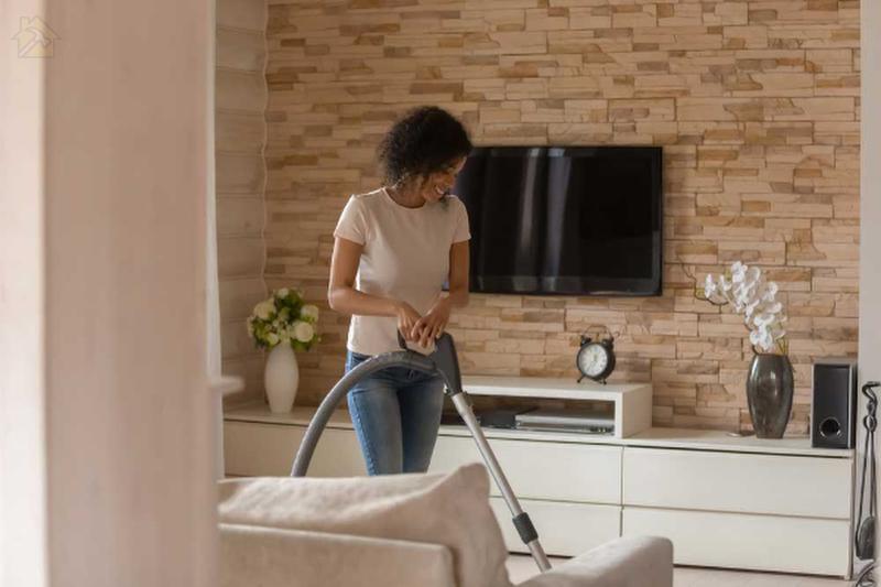 Используя пылесос и проветривая комнаты вы обеспечиваете хороший воздух 🔴 Девять привычек для идеальной чистоты и комфорта