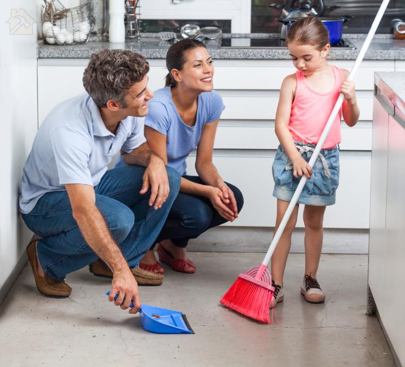 В конечном итоге правильные привычки и советы по дому сэкономят ваше время для семьи!