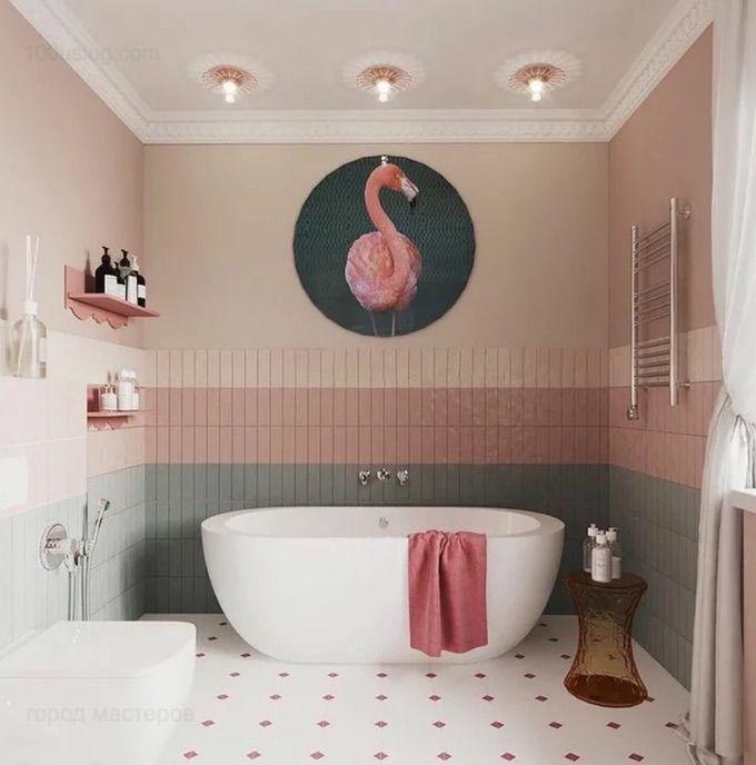 дизайн ванной комнаты в квартире 🔴 10 идей дизайна которые украсят ванную комнату