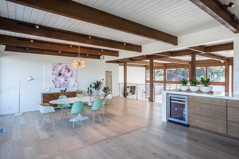Как отделать потолок на кухне 🔴 Какой потолок лучше сделать на кухне