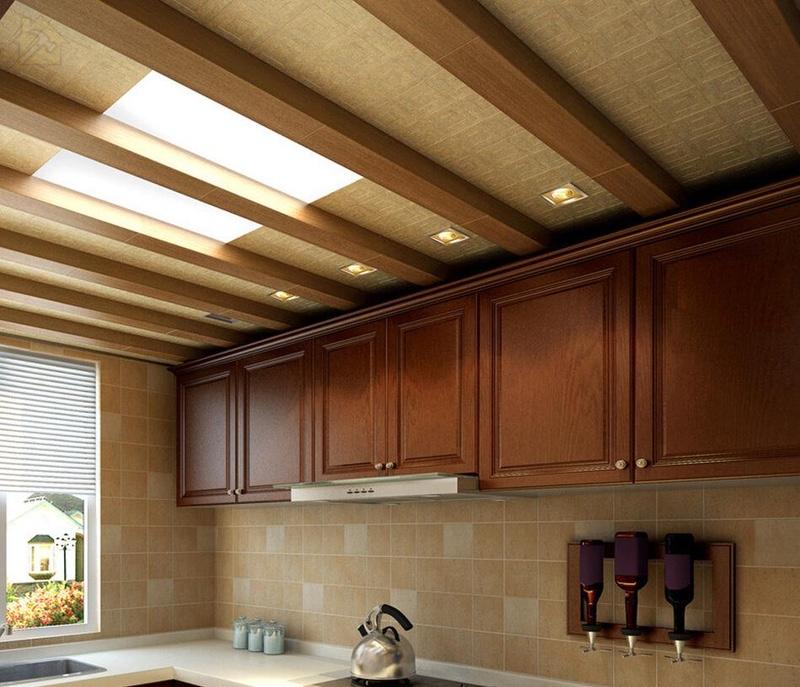 🔴 Какой потолок лучше сделать на кухне