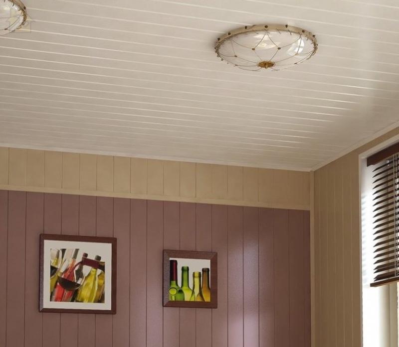 пластиковый потолок не боится затопления 🔴 Какой потолок лучше сделать на кухне