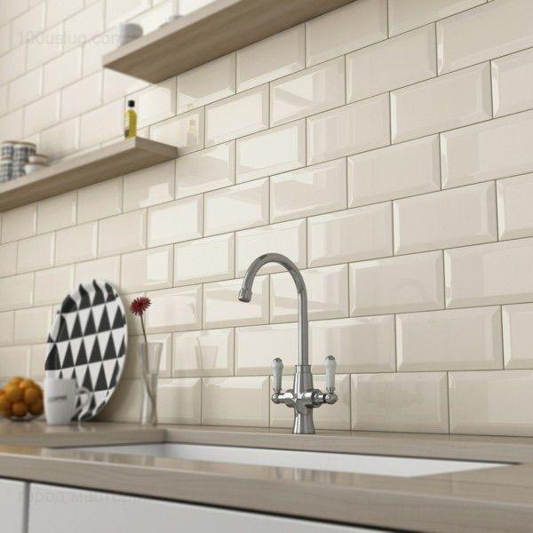 Классический кафель для кухни и ванной: плитка Metro
