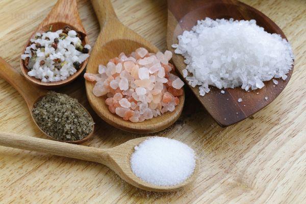Заменитель соли разные виды соли