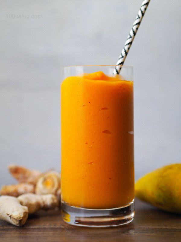 Из куркумы можно приготовить отличные соки и смузи 🔴 Сок куркумы как его приготовить и для чего он полезен
