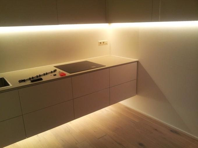 Кухонное оборудование со светодиодной подсветкой 🔴 Редизайн с помощью света использование светодиодной ленты