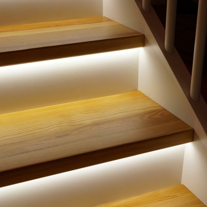 Идеи напольного освещения 🔴 Редизайн с помощью света использование светодиодной ленты