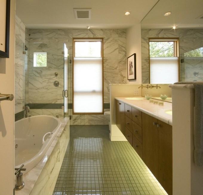 светодиодная лента дизайн освещения ванной 🔴 Редизайн с помощью света использование светодиодной ленты