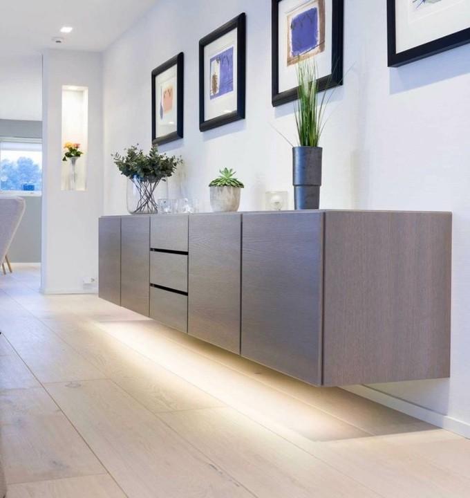 Идеи светодиодного освещения в интерьере 🔴 Редизайн с помощью света использование светодиодной ленты