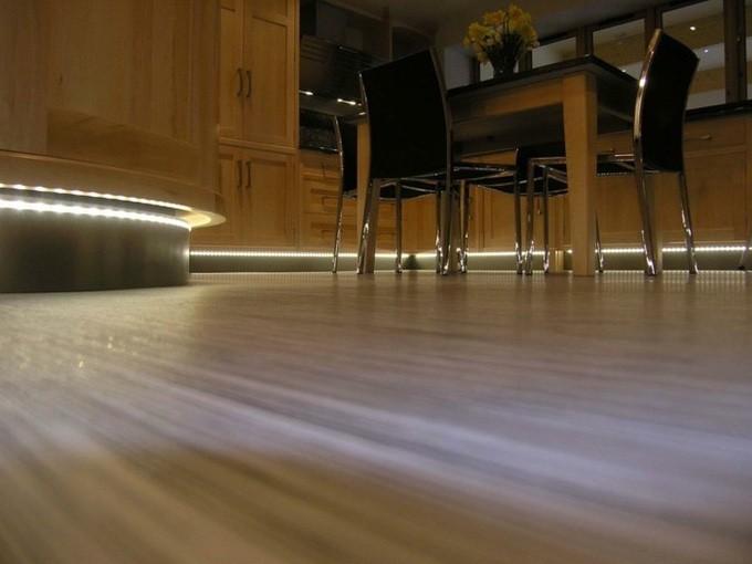 Концепция светодиодного освещения элегантный дизайн 🔴 Редизайн с помощью света использование светодиодной ленты