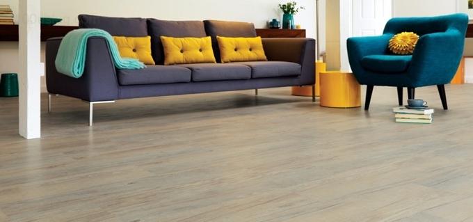 Виниловый ламинат недорогая и практичная альтернатива деревянным или ламинатным полам 🔴 Виниловый ламинат сочетание стиля гигиеничности долговечности