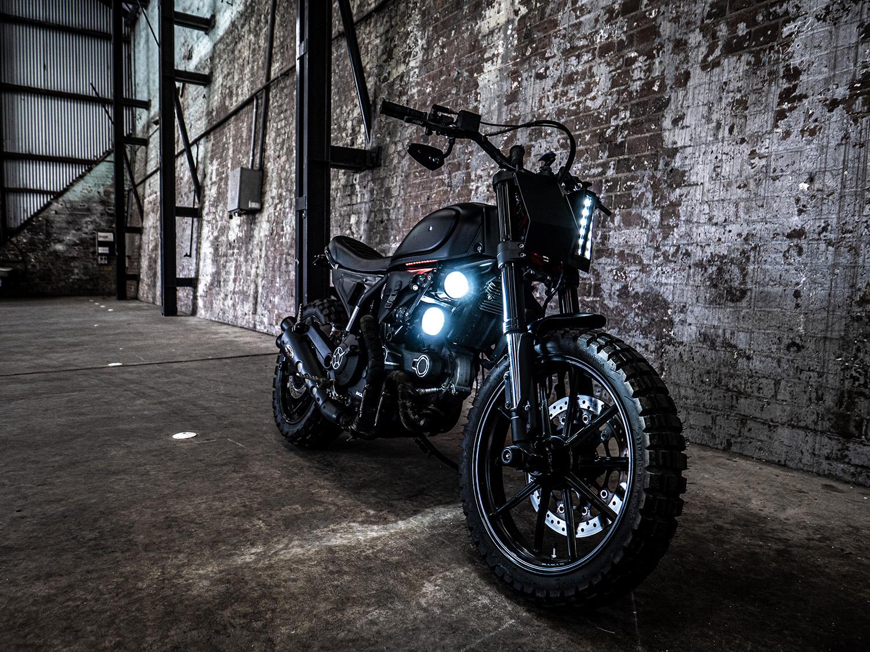 Ducati Scrambler 2016 года выпуска от Doublestar🔴 Ducati Scrambler 2016 года выпуска от Doublestar