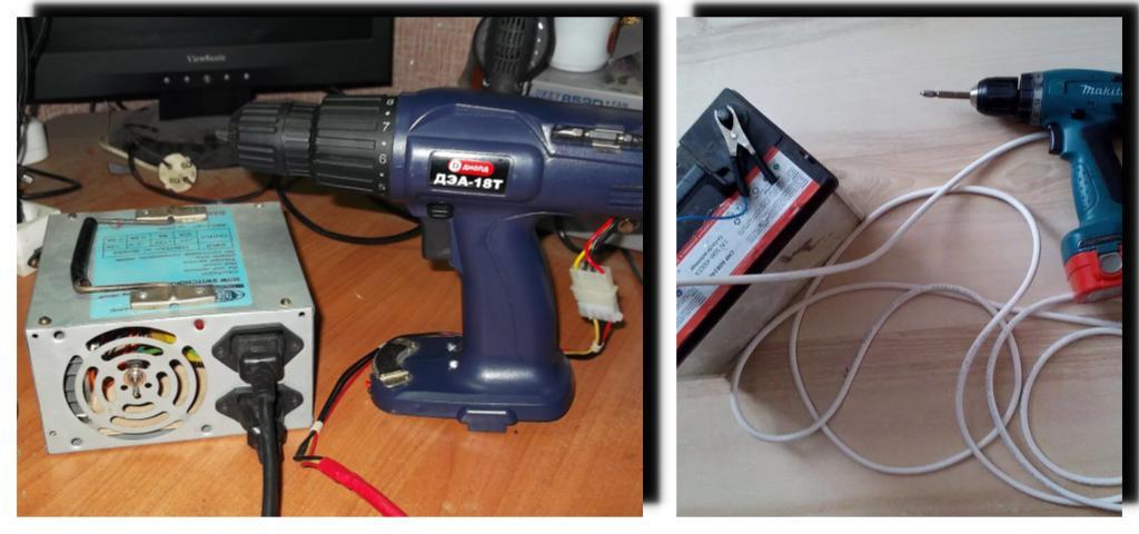 Как сделать шуруповёрт напрямую от зарядки🔴 Как сделать шуруповёрт напрямую от зарядки