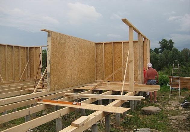 Каркасный дом своими руками пошаговая инструкция 🔴 Каркасный дом своими руками пошаговая инструкция