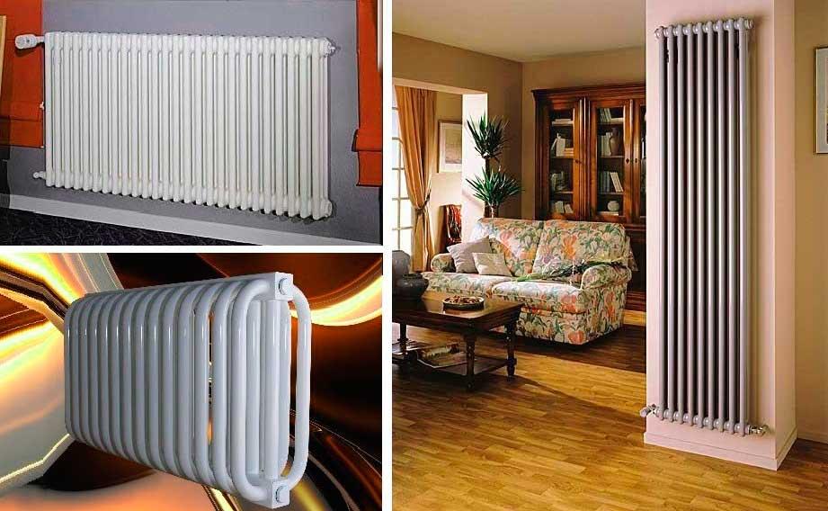 Выбор радиатора для отопления в доме или квартире