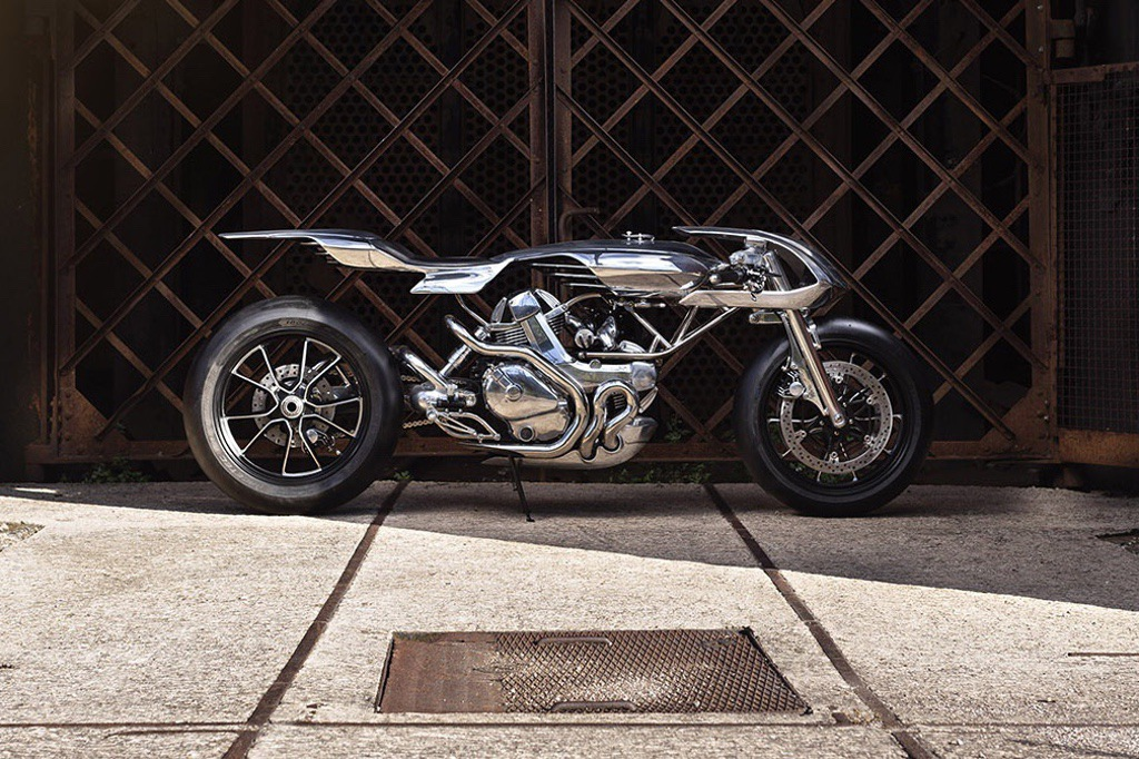 Ducati 750ss ot cevennes retro motors 00🔴 Мотошедевр Ducati 750SS от Cevennes Retro Motors
