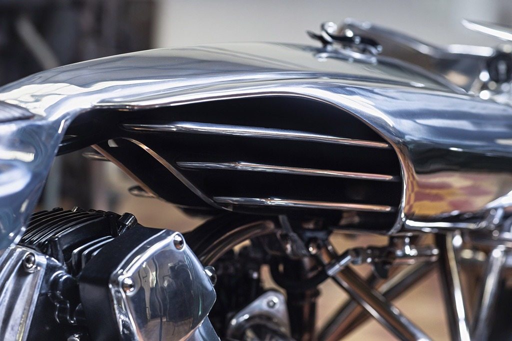 Ducati 750ss ot cevennes retro motors 06🔴 Мотошедевр Ducati 750SS от Cevennes Retro Motors