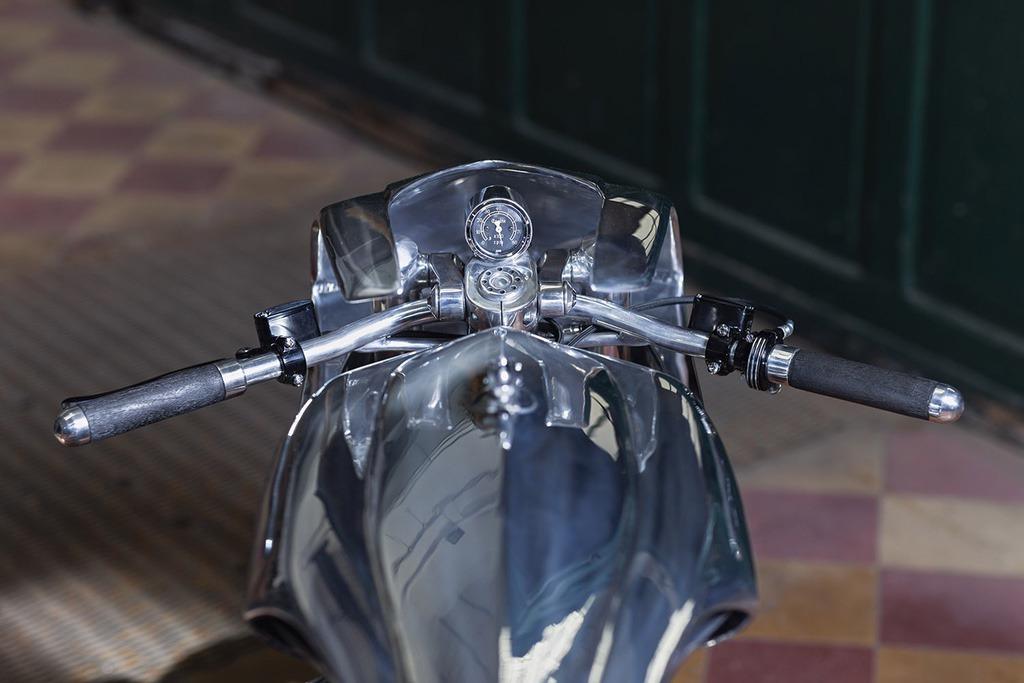 Ducati 750ss ot cevennes retro motors 11🔴 Мотошедевр Ducati 750SS от Cevennes Retro Motors