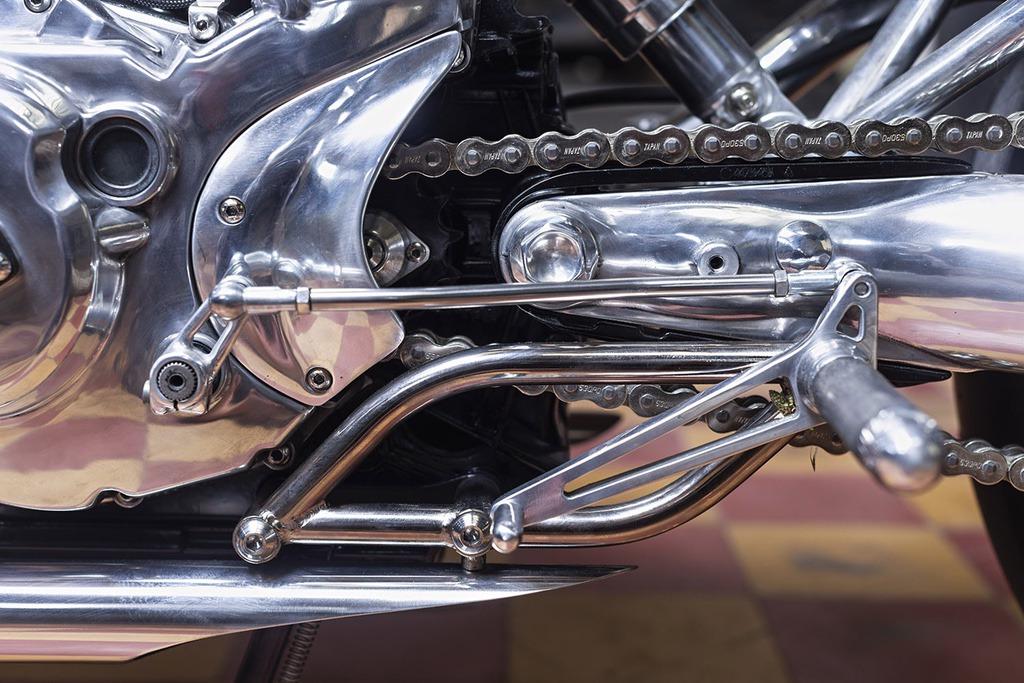 Ducati 750ss ot cevennes retro motors 17🔴 Мотошедевр Ducati 750SS от Cevennes Retro Motors