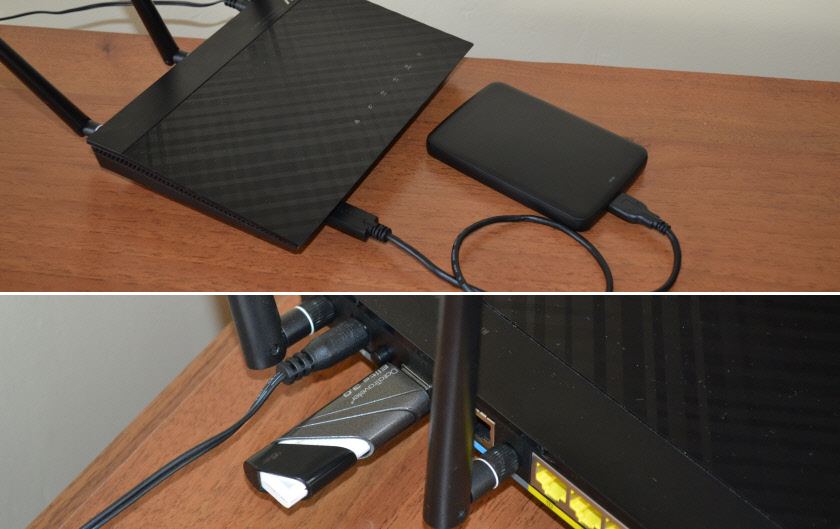 ФАЙЛОВОЕ ХРАНИЛИЩЕ из USB порта роутера 🔴 USB порт на роутере 5 полезных функций