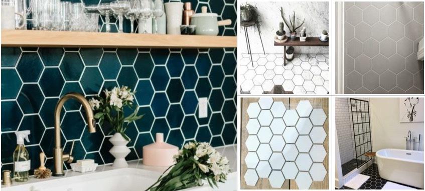 Шестигранная плитка несколько идей дизайна plitka neskolko idej dizajna 00🔴 Шестигранная плитка несколько идей дизайна