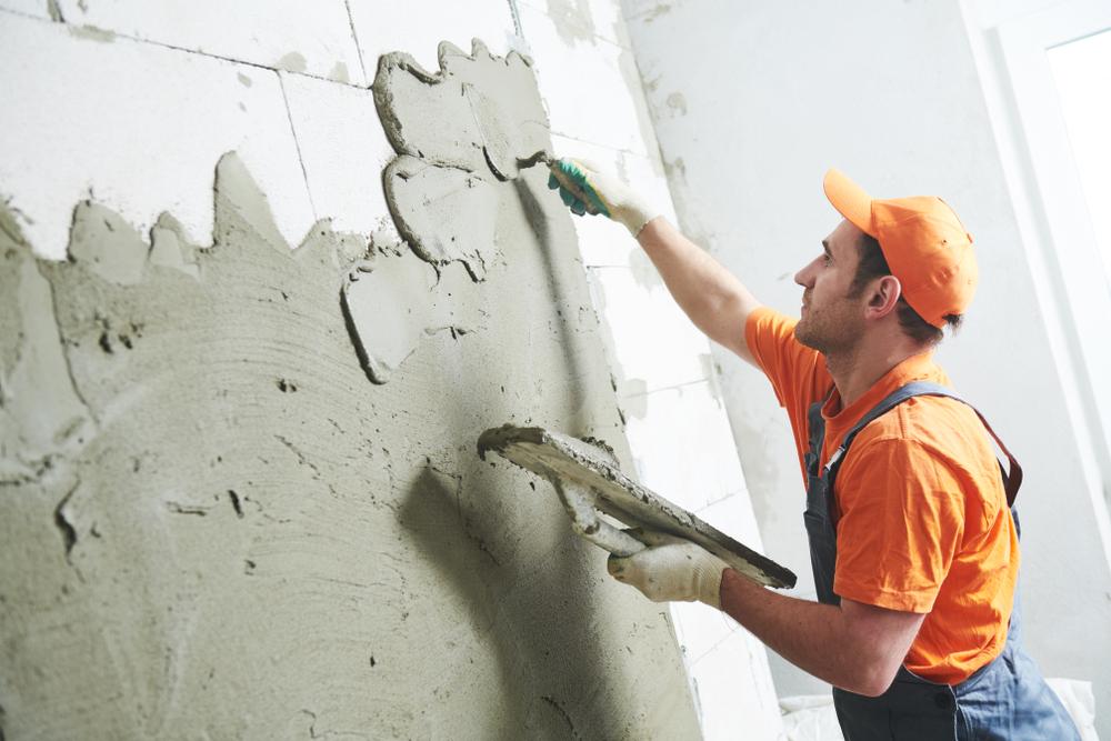 Цементная штукатурка 8211 достоинства и недостатки🔴 Цементная штукатурка достоинства и недостатки