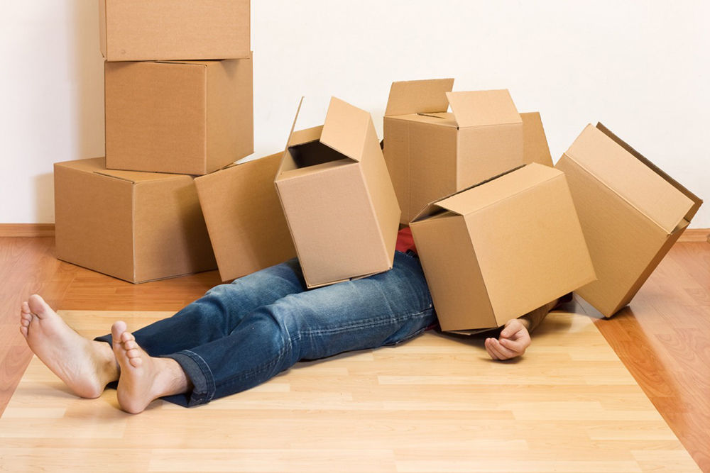 О чем надо позаботиться переезжая🔴 О чем надо позаботиться переезжая